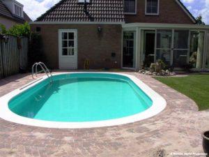 Het goedkope alternatief voor een bouwkundig zwembad for Inbouw zwembad compleet