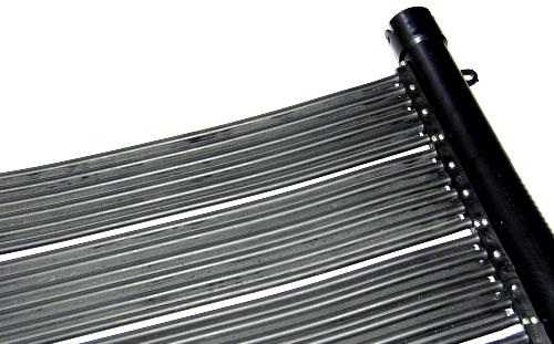Zonnecollectoren epdm of siliconen goedkoop op maat - Zwarte voering voor zwembad ...
