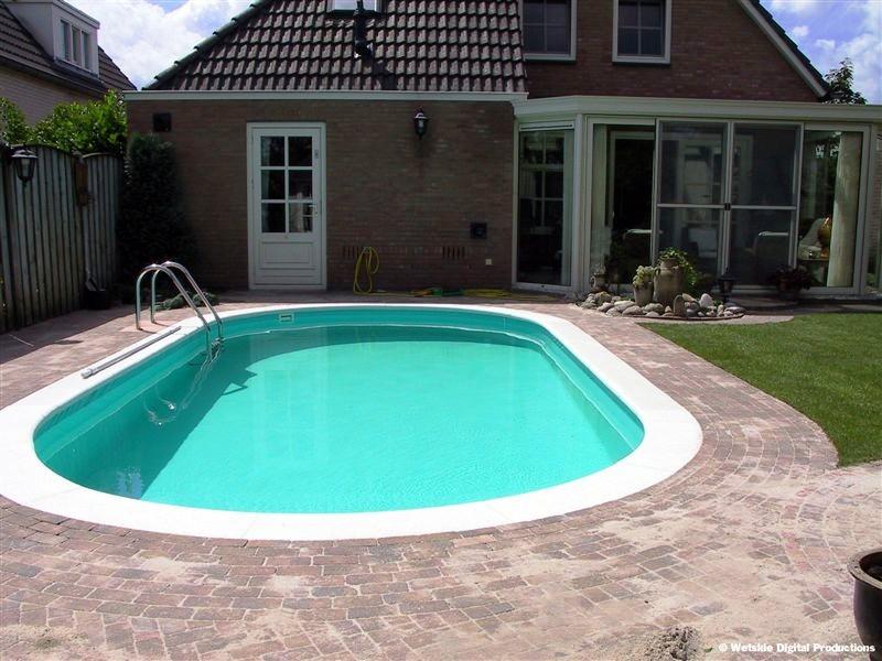 Welke vorm van zwembaden kan ik bouwen of bestaan er for Inbouw zwembad zelf bouwen