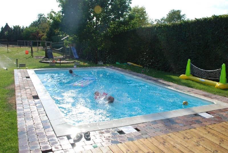Zwembad bouwen bouw zelf je zwembad for Bouw zelf je zwembad