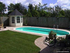 Zwembad ovaal bouw zelf je zwembad for Bouw zelf je zwembad
