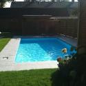 Pomp zwembad afstand