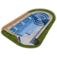 Zwembad zelfbouw
