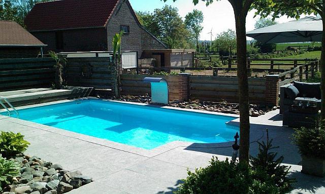 Foto 39 s van diverse zwembaden in nederland belgi en europa for Mini zwembad