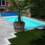 Voorbeelden zwembaden archives bouw zelf je zwembad - Zwembad kleur liner ...