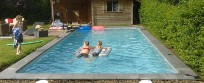 Zwembad eps in heijen limburg for Bouw zelf je zwembad