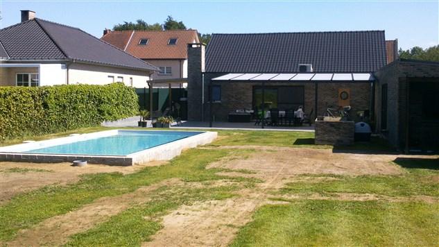 Zwembad zonhoven belgi 7 bouw zelf je zwembad for Bouw zelf je zwembad