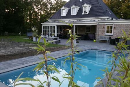 Bouw en aanleg van zwembaden in nederland en belgi for Inbouw zwembad compleet